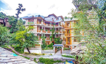 Best Resort to Stay in Manali